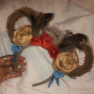 Accessories - Pocahontas Inspired Mouse Ears